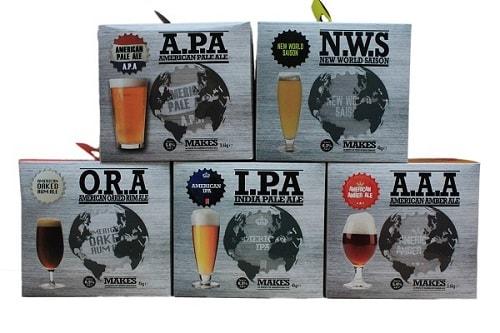American Beers - Beer Kits