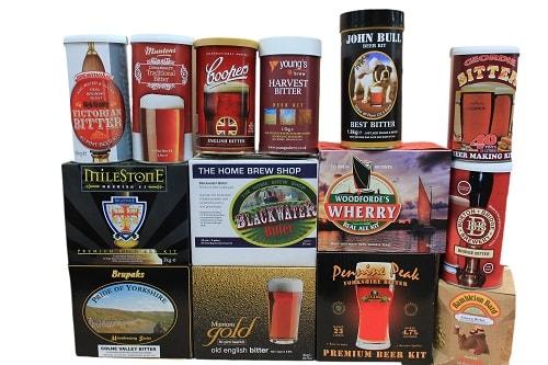 Bitter Beer Kits