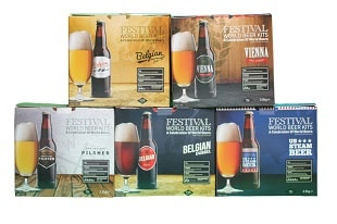 Festival World Beer Kits