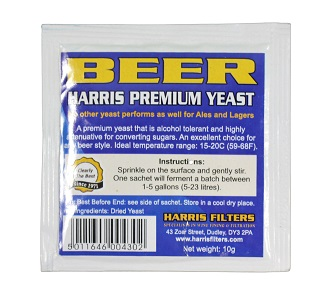 Harris Beer Yeast