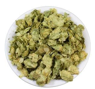 Hops Leaf and Pellet