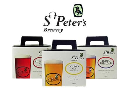 St. Peters Beer Kits