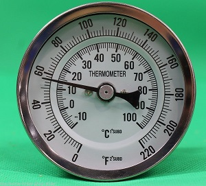 Weldless Thermometers