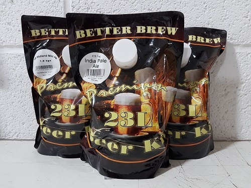 Better Brew Home Brew Beer Kits